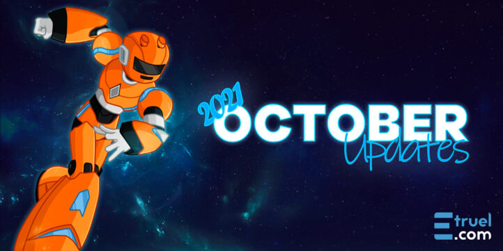 October '21 Highlights