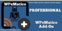 WPeMatico Professional