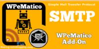 WPeMatico SMTP