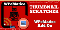 WPeMatico Thumbnail Scratcher