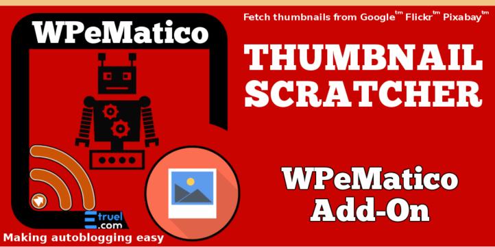 Thumbnail Scratcher