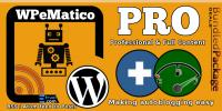 WPeMatico PRO