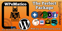 WPeMatico The Perfect Package