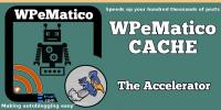 WPeMatico Cache