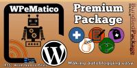 WPeMatico Premium Package